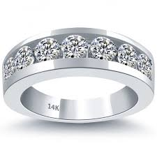 mens diamond wedding bands five mens wedding diamond rings tips you need to learn now
