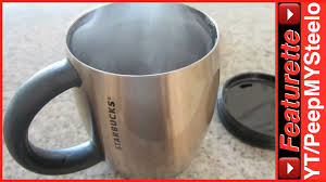 best starbucks stainless steel coffee mugs as a travel cup or home