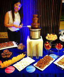 chocolate rentals chocolate catering machine rentals orange county los
