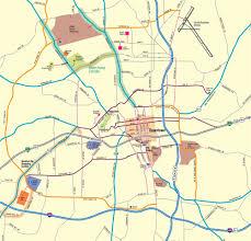 Pittsburgh Metro Map by Winston Salem U2014 Informing Design Inc