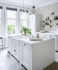kitchen decor with white cabinets 20 white kitchen ideas decorating ideas for white kitchens