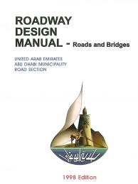 uae roadway design manual controlled access highway