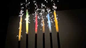 chagne bottle fireworks color bottle sparklers