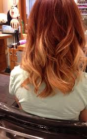 hambre hairstyles blonde to red ombre 40 hottest ombre hair color ideas for 2016 ombre