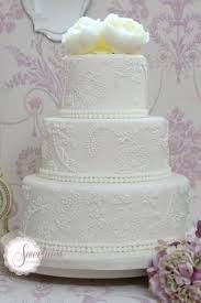 wedding cake lace lace wedding cakes