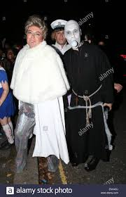 Addams Family Uncle Fester Halloween Costumes by Jonathan Ross U0027 Halloween Party Arrivals Alan Carr Attends