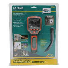 extech br80 video borescope inspection camera jon don