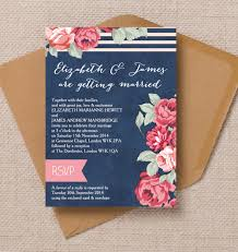 Navy Blue Wedding Invitations 17 Of The Best Printable Wedding Invitations Ever
