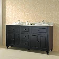 Ove Decors Bathroom Vanities Shop Ove Decors Kensington Antique Black Drop In Sink