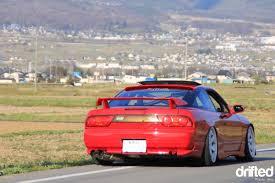 jdm tuner cars nissan 180sx master class drifted com