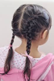 hair styles in two ponies 25 best toddler hairstyles images on pinterest girls hairdos