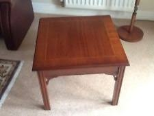 Cherry Wood Side Table Cherry Wood Table Ebay