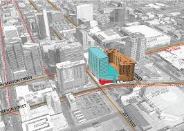 Downtown Phoenix Map by The Vision For A Downtown Grocery Store Takes Shape Downtown