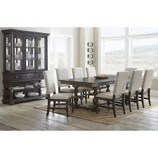 Dining Room Set With Buffet And Hutch Carmel 10 Piece Dining Set With Buffet Hutch