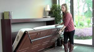 Wall Bed by Murphy Beds Vertical Or Side Tilt Volume 4 Youtube