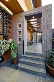 courtyard home courtyard house ahmednagar tao architecture the architects diary