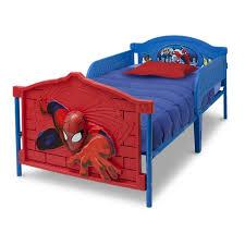 blue corvette bed delta children marvel spider convertible toddler cars to