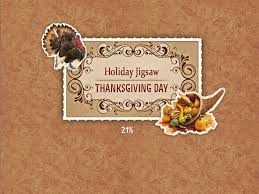 thanksgiving jigsaw puzzle holiday jigsaw thanksgiving day wingamestore com