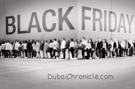 when is black friday in 2017 dubai chronicle