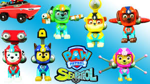 paw patrol sea patrol toy review paw patrol light sea patrol