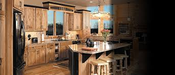 Kitchen Cabinet Gallery Cabinet Gallery Showplace Hickory Oak And Alder Settings
