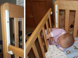 Bed Side Cribs Seven Manufacturers Announce Recalls To Repair Cribs To Address