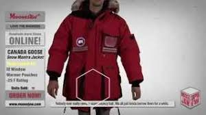 snow mantra parka c 1 12 canada goose s snow mantra jacket at moosejaw