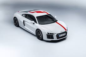 2018 audi r8 v10 rws debuts at frankfurt with rwd for the purists