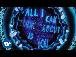 coldplay all i can think about is you official lyric