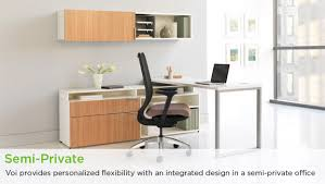 Office Furniture Components by Hon U0027s Voi Laminate Desking Learn More At Www Hon Com Desks