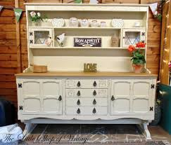 Kitchen Sideboard Cabinet by Jaycee Old Charm Large Dresser Sideboard Cupboard Cabinet Shabby