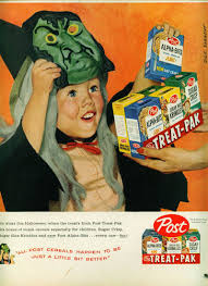 metv network halloween candy ads from the 1950s and 1960s