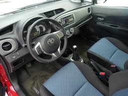 2012 toyota yaris reviews yaris se interior photo courtesy michael karesh the about