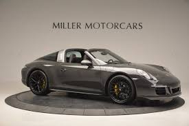 grey porsche 911 2016 porsche 911 targa 4 gts stock mc289a for sale near