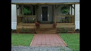 Interior Design Ideas For Mobile Homes by Mobile Home Patio Ideas Ecormin Com
