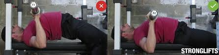 Hurt Shoulder Bench Press 10 Bench Press Mistakes That Kill And Injure Lifters Stronglifts