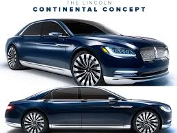 lincoln 2017 2017 lincoln continental concept notoriousluxury