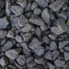black landscape rocks hardscapes the home depot