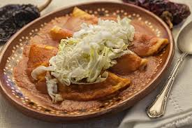 imagenes enchiladas rojas red enchiladas with chicken mexican cuisine
