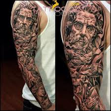 religious half sleeve tattoos for men google search tattoos