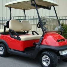 golf carts of chattanooga