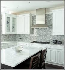 blue mosaic tile kitchen backsplash tiles home design ideas