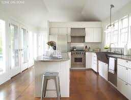 White Dove Kitchen Cabinets by Tone On Tone Castine Our Kitchen Memorial Day And L U0027hermione