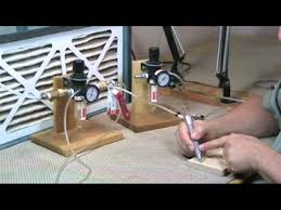 400xs engraver how to set up carving and engraving equipment for with