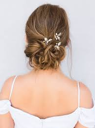 bridal back hairstyle top 10 tips for choosing your bridal hair accessories hair comes