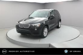 certified used bmw x3 for sale certified pre owned 2017 bmw x3 xdrive28i 4d sport utility in