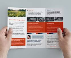 illustrator brochure template free sample brochure free brochure
