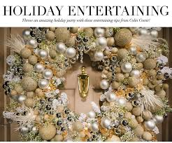 colin cowie christmas v125 expert style tips colin cowie s entertaining tips