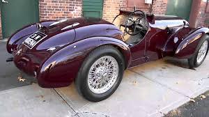 vintage alfa romeo 6c 1939 alfa romeo 007 6c 2500 corsa spider youtube