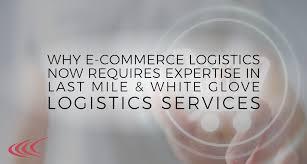 Webinar E Commerce Logistics Oct Last Mile Ecommerce Ecommerce Now Requires Expertise In Last Mile